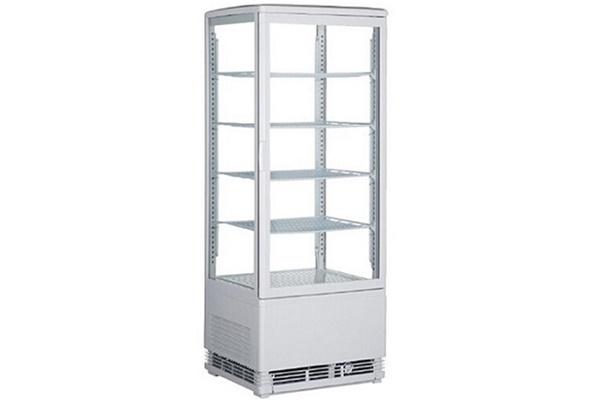 เช่าตู้แช่เย็นแบบกระจก 4 ด้าน